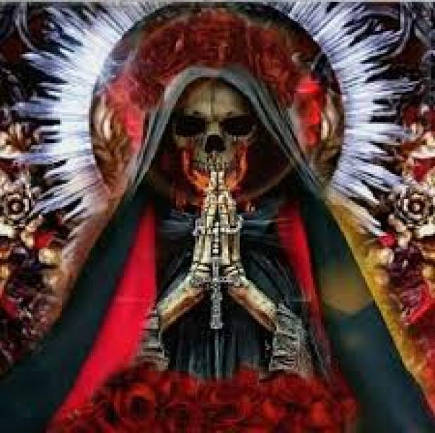 PRAYER OF THE HOLY DEATH