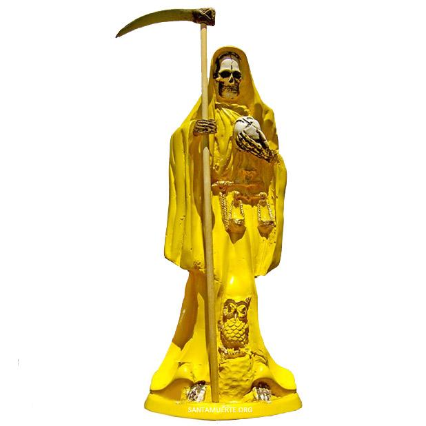 THE DAILY PROTECTION PRAYER OF THE HOLY DEATH