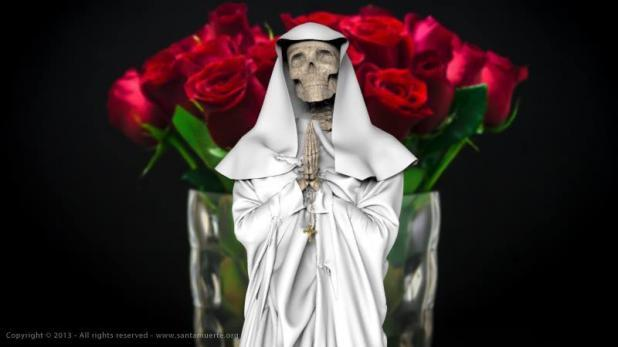 THE CHRISTMAS PRAYER OF THE HOLY DEATH