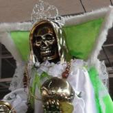 from my heart to the santa muerte