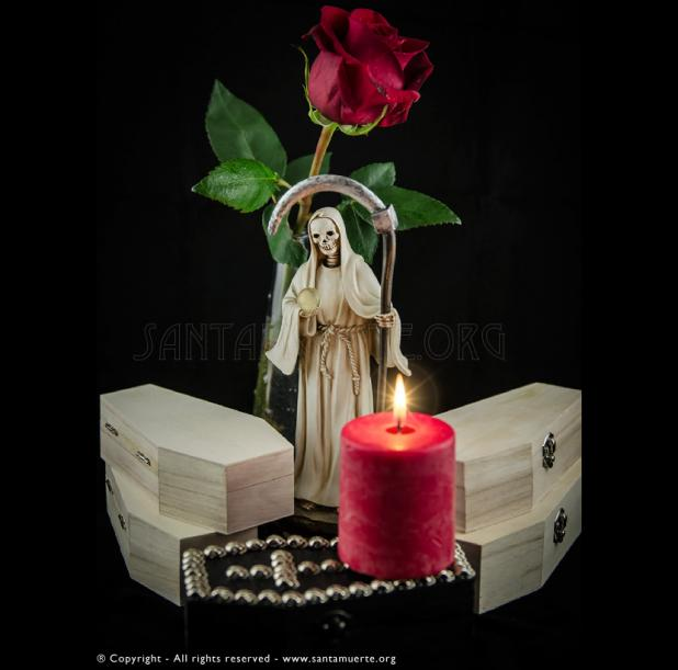 How to Work With the Santa Muerte