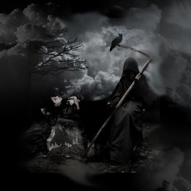Prayer to the Angel of Death ✝